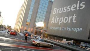 Taxi vervoer Brussel Zaventem airport
