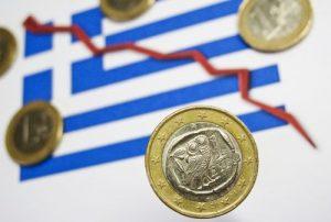 Geen geld in Griekenland